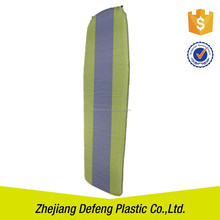 Travel Portable Roll Up Packing Air Stuffed Inflatable Mat Handmade Chinese Camping Mattress