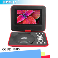 factory wholesale price Optional Solution Portable DVD Media Player Suitable for Office/Home/Hotel/Vehicle Portable DVD EVD CD