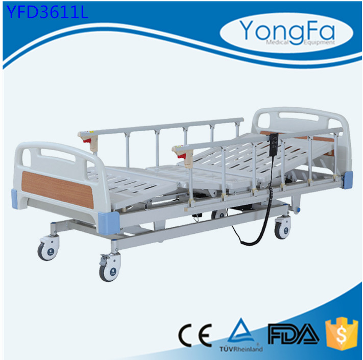 Auto powder coating line Popular Fancy 3-function electric bed cardiac chair