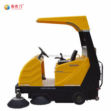 Hot sale Drive type Supermarket station electric cleaning vehicle