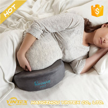 Pregnancy Pillow Wedge for Maternity, Memory Foam Maternity Pillows Support Body, Belly, Back, Knees