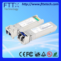 100BASE-ZX/STM-1 L-1.2 SFP Transceiver 80km 1550nm optic fiber switch