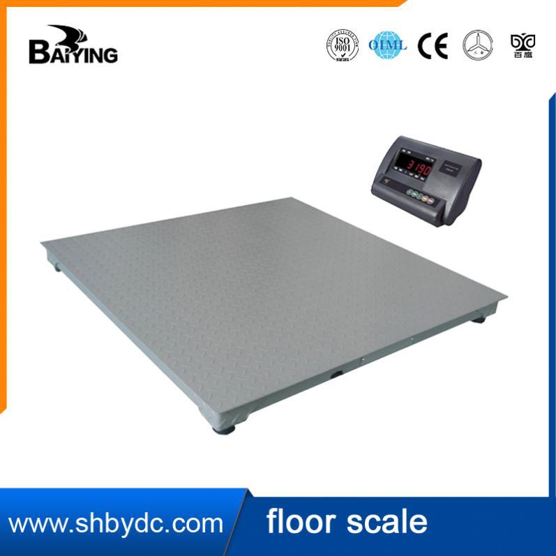 Useful best spare parts for floor scale 1500kg stainless steel balance scale