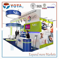 China tradeshow booth
