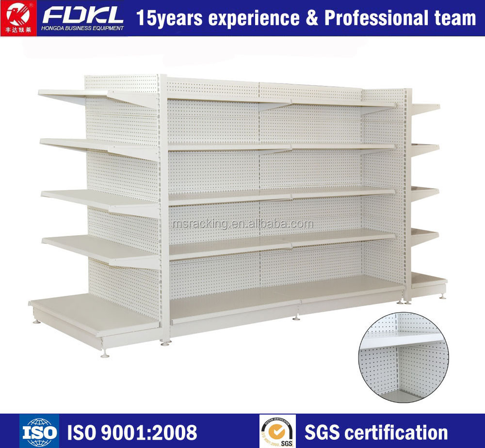 Good quality new style grocery store display stand fast delivery