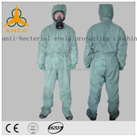ebola rubber chemical suits