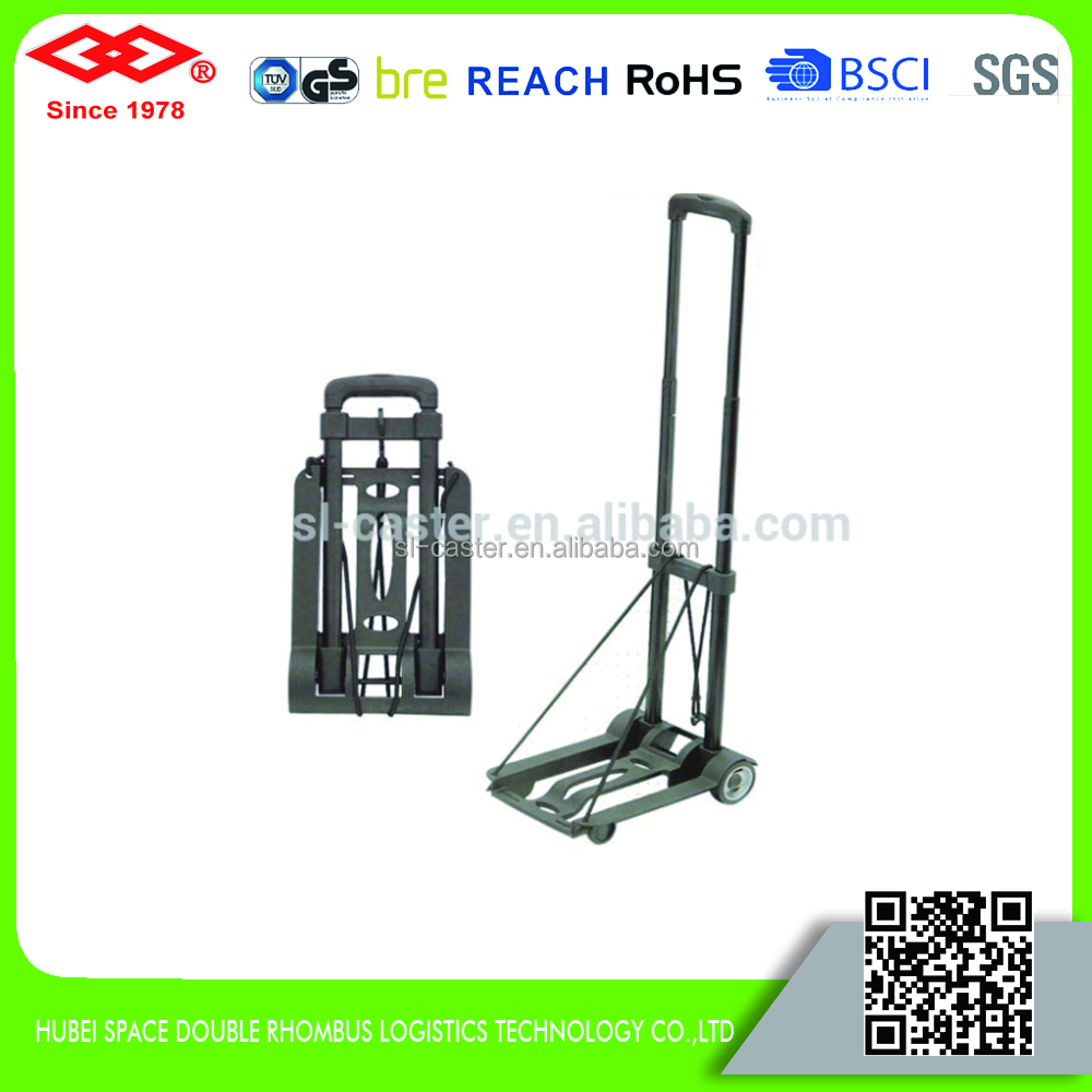 Convenient to carry airport luggage handcart