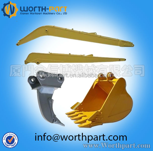 Q345B Standard Excavator Bucket Size for E320