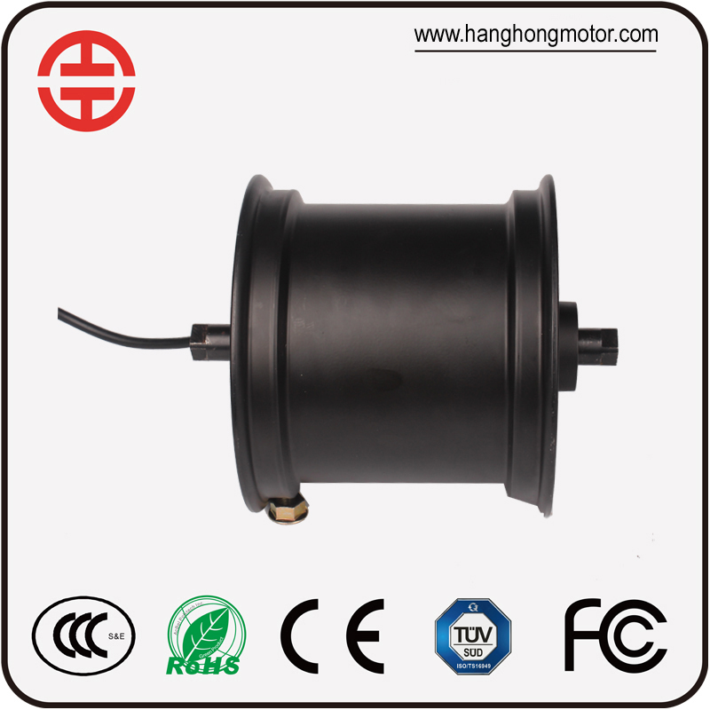 High power CE approved dc hub motor for citycoco car
