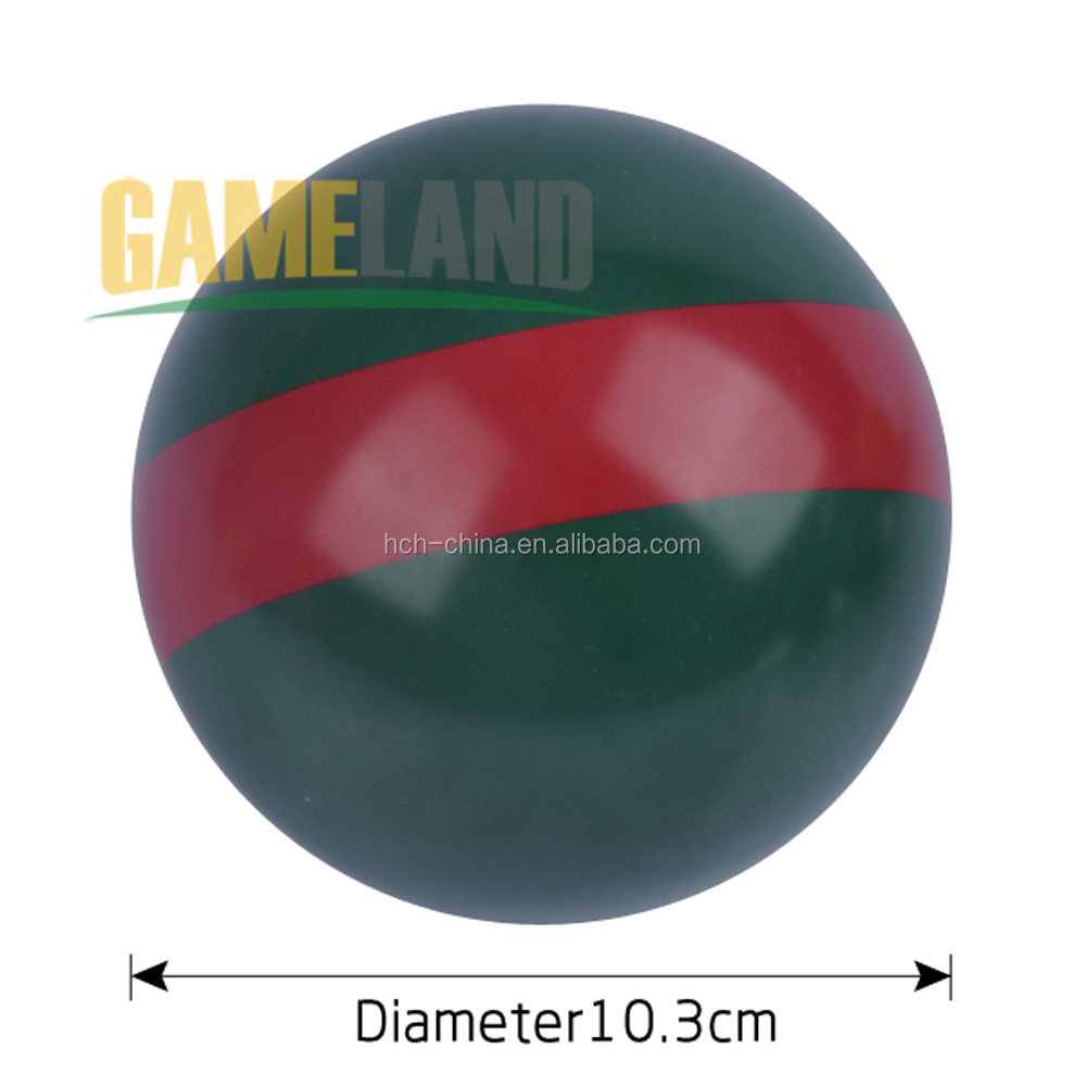 Adult Outdoor Games Blue Bocce Balls Boccia Balls For Adult