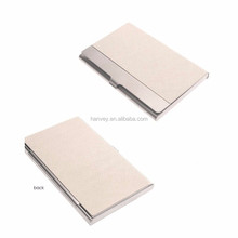 2015 fashion office Luxury Business Card Holder with Free Sample