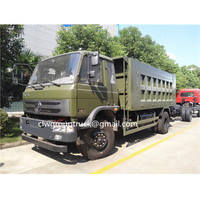 High Quality Military Dump Truck For