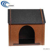 Wooden outdoor cheap pet house for dog