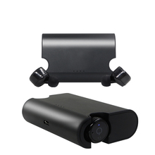 2017 New Arrival TWS mini wireless earphones holder CSR 4.2 true wireless earbuds