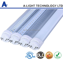 Best price! NO flicking 18w DLC UL/cUL LED Light Tube T8 fluorescent replacment