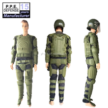 Full protection military armour anti riot gear