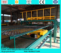 Best price 3-6mm 5-12mm fully automatic welded wire mesh fence panel machine
