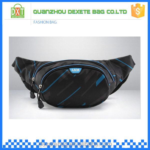New sytle low cost polyester man sport waist tool bag