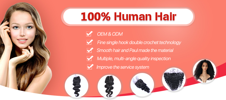 Factory Wholesale 100% Peruvian Human Hair Bleached Knots Lace Closure With Baby Hair Deep Wave Lace Closure For Black Women