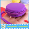 Student Cute Waterproof Macaron Silicone Coin Bag /Pouch Purse /Wallet