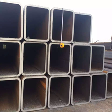 high quality EN10210 S355J0H square steel tubes