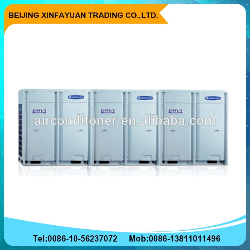2016 hot selling commercial inverter cooling and heating ac
