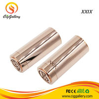 2014 Ciggallery New Design Red Copper Mechanical Mod XXIX with Magnetic Switch