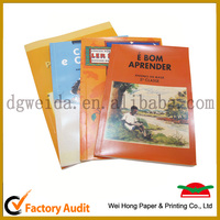 high quality luxury dairy book printing