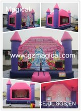 Kids Inflatable Princess Castle inflatable castle bounce inflatable castle