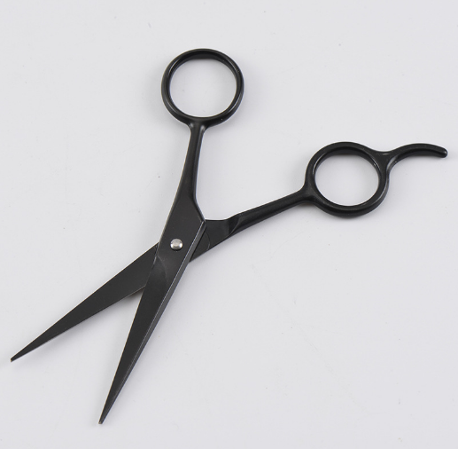 FQ brand wholesale stainless steel beard grooming scissors