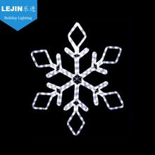 Best quality promotional flashing led snowflake light with IP 65