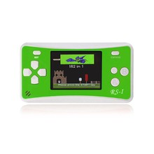 Handheld game consoles mini handheld color video game children gifts classic for plants vs zombies game players