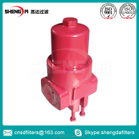replacement of hydac hydraulic high pressure filter
