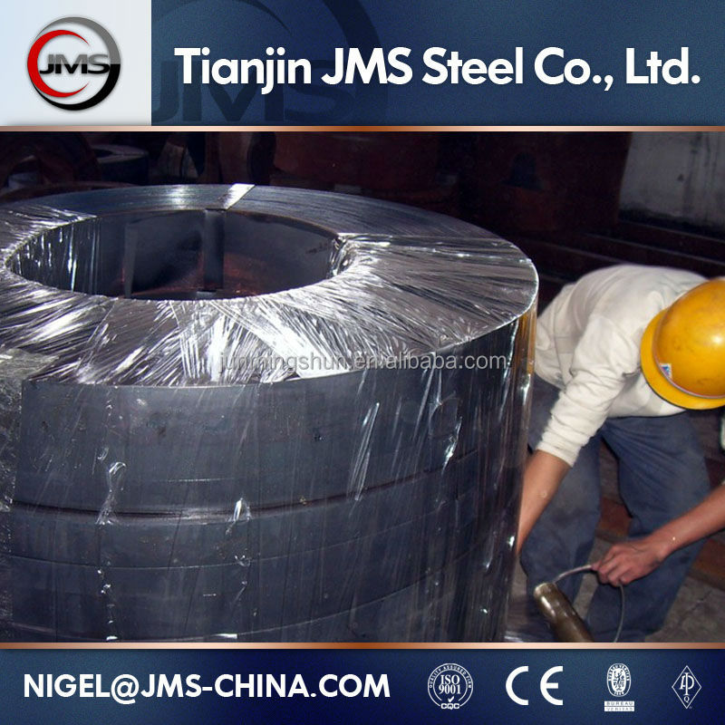 Extra deep drawing quality - DIN EN 10346 Hot-Dip Galvanized Steel Strip - Slitted