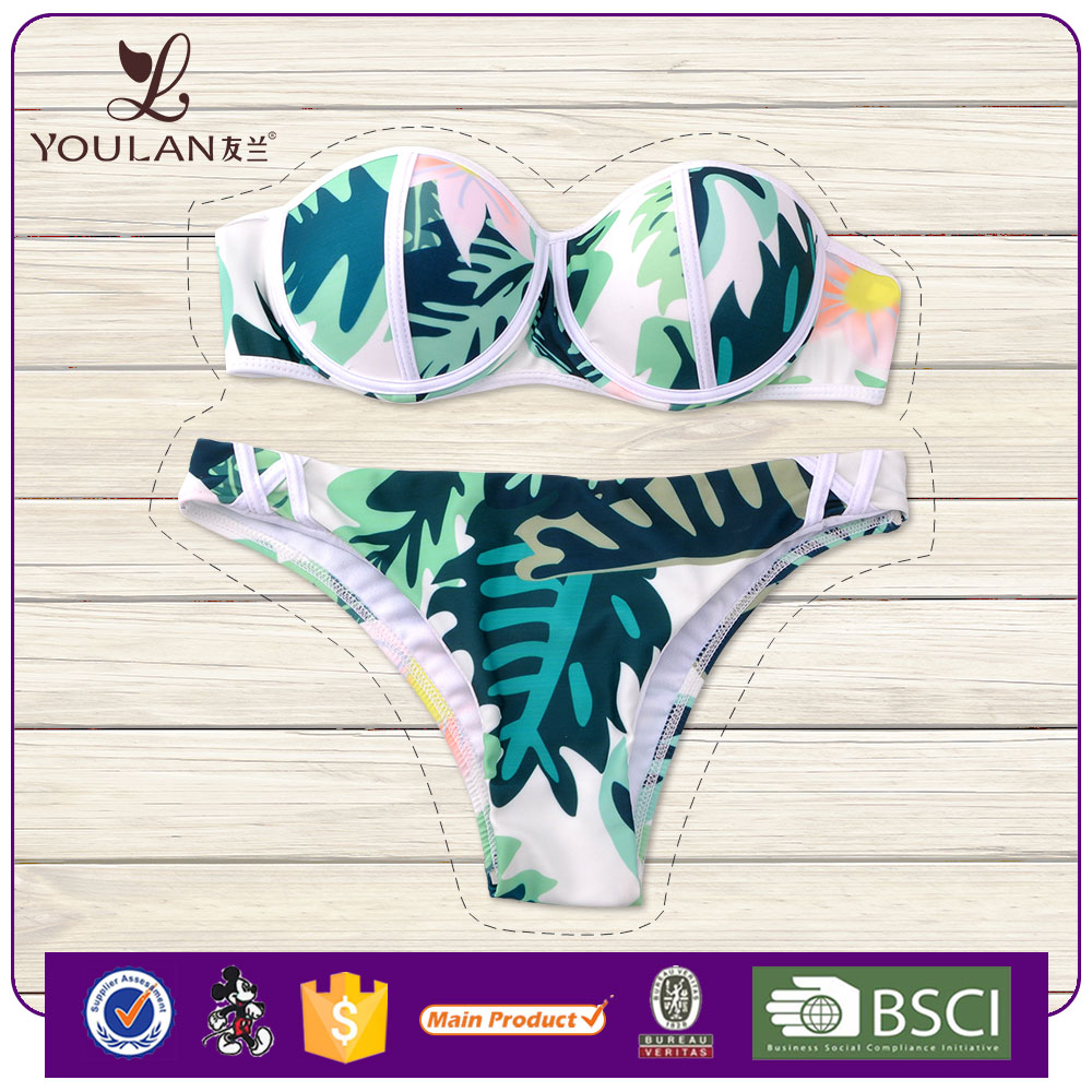 Hot Sale Graceful Hot Sexy Women Bathing Suits