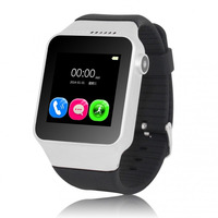 2015 New bluetooth smart watch phone 1.56 inch SIM Card Android Smartwatch Sport wristwatch for Samsung/HTC Android