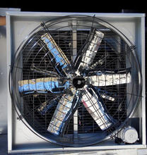 44000m3/h air flow chicken house hanging exhaust cooling fan