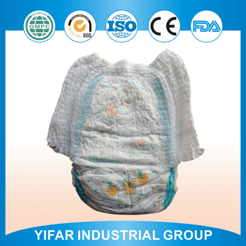Good quality low price adult baby pull up diapers