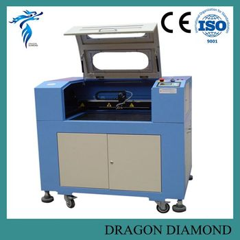 60W cheap co2 laser engraving and cutting machine LZ-6090