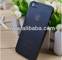 New ultra slim TPU Soft Gel Case Cover Skin for iPhone 5