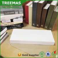 Promotion high quality and hot sale exercise book cover printing for model to decorate the office