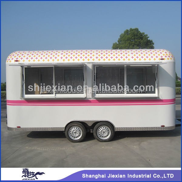 JX-FS500R Jiexian hot sale mini used refrigerated vans with CE qualified