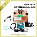 SIMCOM newest LTE FDD 4G module SIM7100c evb kits,includes SIM7100C module
