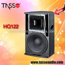 professional loudspeaker dual 15 inch for concert stage