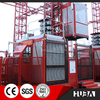 Top quality popular best selling Huba construction building hoist From Factory