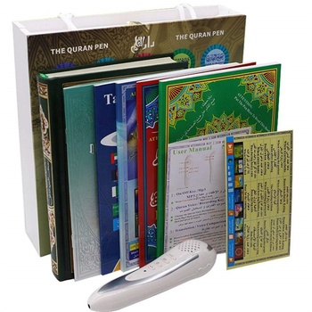 Holy quran electronic reading pen Islam Quran reading pen M9