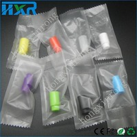 Cheapest ecigs test tips disposable silicone 510 drip tips