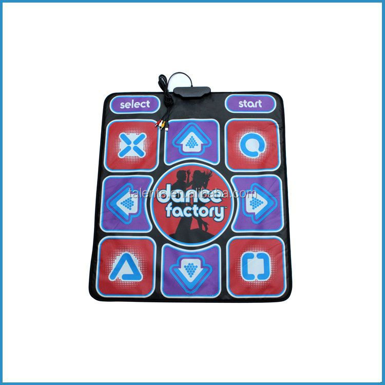 8 bit TV USB 2in1 dance pad, dancing pad,dance mat