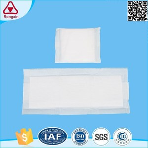 ISO 9001 Competitive Price Free Sample Disposable Maternity Pad Hospital Sanitary Napkin