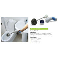 Toilet cleaner,Electric toilet cleaner,bathroom cleaning brush